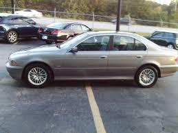 BMW 5 Series 2002 5 series bmw : Grey Bmw 5 Series In Atlanta, GA For Sale ▷ Used Cars On ...