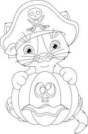 Piraat Kleurplaat Kitten Kleurplaat Piraat Jake Shshiinfo
