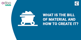 Step By Step To Create Bill Of Material (Bom)