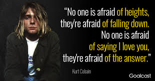 Kurt Cobain Quotes Mesmerizing 48 Highly Emotional Kurt Cobain Quotes That Will Tug At Your Heart