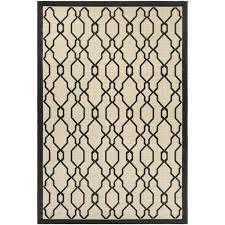 cream and black rug five seasons bay cream black rug x cream black diamond rug