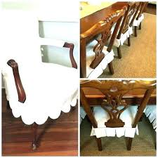 remendations stretch covers for dining room chairs new how to make a dining room chair slipcover