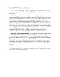 annotated bibliography layout annotated bibliography example internet source