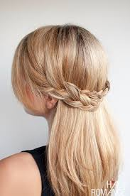 hairstyles for wedding guest. hair romance - how to wear your a wedding half crown braid hairstyle hairstyles for guest