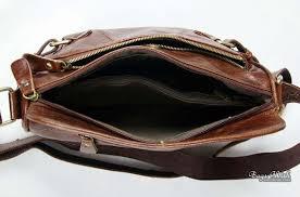 leather travel bag womens messenger bag