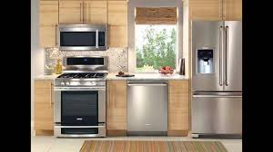 Kitchen And Home Appliances Kitchen Appliances Packages Youtube