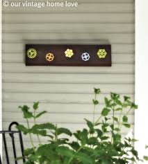 Outdoor Coat Rack For Hot Tub Vintage Home Love BackSide Porch Ideas For Summer And An 38