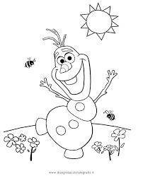 Disegno Frozenolaf35 Personaggio Cartone Animato Da Colorare