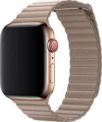 <b>Ремешок</b> для смарт-часов Apple Watch 44mm Stone Leather Loop ...