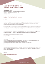 Date On Cover Letters Project Gora Sample Cover Letter For Tourist Visa Application