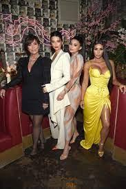 Kardashian-Jenner family members ...