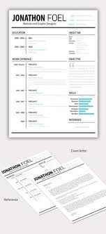 190 Best Resume Design & Layouts Images On Pinterest | Cv Template ...