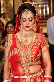 a traditional indian bride makeup by kriti ds