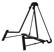 Ultimatesupport jamstands js ag75 a frame wire guitar stand with