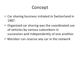 Analyze the business model of Zipcar using Porter     Analyze the     SlideShare Read Text