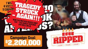 Chaim Shimon Fischman - Ripped Apart Campaign | Dryve