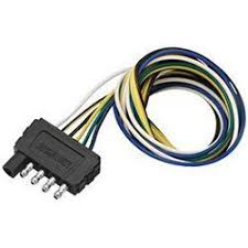 defender com Five Pin Trailer Wiring Diagram wesbar 5 way flat trailer end wire harness wunside
