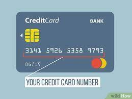 We did not find results for: How To Find Your Credit Card Account Number 7 Steps