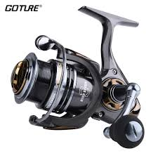 Goture Fishing Light 2019 Cheap Fishing Reels Goture Hs Metal Spool Fishing Reel Ultral Light High Speed 7 1 1 6 7 1 Spinning Reel 5 1bb 8kg Max Drag Casting Wheel From