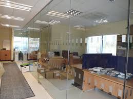 gallery office glass. Glass Partitions Installation Cork Gallery Office L