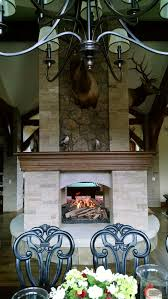 custom 4 sided fireplaces side 1 side 2