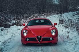 Alfa Romeo 8C Competizione Is Still Gorgeous A Decade Later ...