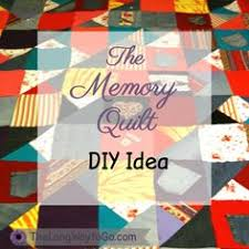 memory quilt with children's clothes - this is exactly what I'm ... & memory quilt with children's clothes - this is exactly what I'm doing for  my father-in-law right now!! | quilts | Pinterest | Father, Clothing and  Clothes Adamdwight.com
