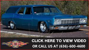 1966 Chevrolet Biscayne Wagon || SOLD - YouTube