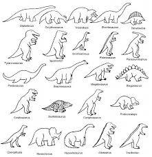 Tanti Dinosauri Da Colorare Per Bambini