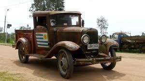 Chevrolet pick up 1930 Start ups - YouTube