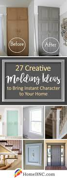 27 Best Molding Ideas And Designs For 2019