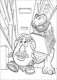 Toy Story Kleurplaten
