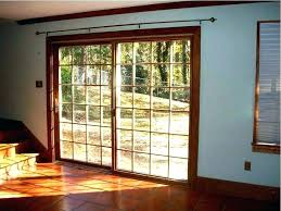 how to replace rollers on andersen sliding glass door