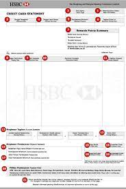 Log on to online banking. How To Read Statement Hsbc Indonesia