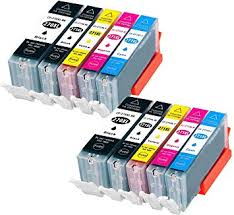 <b>BEFON</b> Re-Manufactured Ink Cartridge Replacement for Canon PGI ...