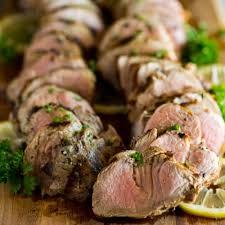 easy no fuss pork tenderloin