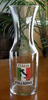 italia pride personalized 1 liter elegant carafe