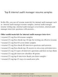 Sample Internal Audit Under Fontanacountryinn Com