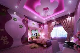 Creative And Eye Catching Design Ideas For Kids Bedroom Ceilings Classy Kids Bedroom Designs For Girls