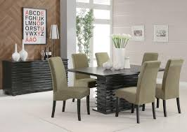 modern dining table with bench. Modern Dining Table With Bench O
