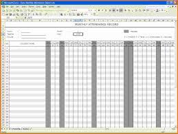 Attendance Sheet For Students 24 School Attendance Sheet Expense Report 8