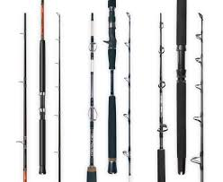 Super Rod Light Platinum Okuma Overhead Rods Tackle Tactics