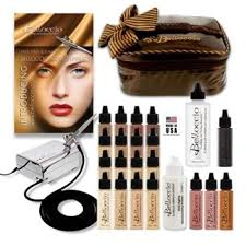 systems is temptu or best airbrush makeup kit