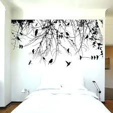wall decal art tree branch wall decal target with birds and dragonfly vinyl art leopard wall
