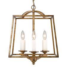 3 light pendant