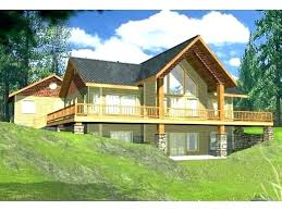lake house plans with walkout basement new lakefront home plans designs lake house floor plans with