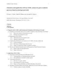 pdf chemistry and s of iron taml