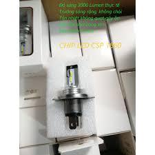 Bóng đèn Led pha xe máy H4 (HS1) chính hãng