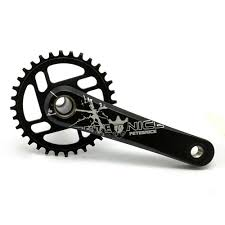 <b>Mtb Bicycle Crankset Chain</b> ring 30T/32T/ 34T /36T/38T/40T Narrow ...