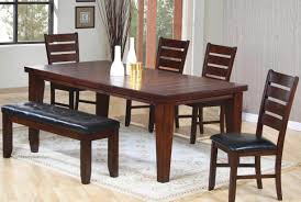 Bench Endearing Furniture Cool Dining Table Bench Sets Benches
